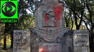 """Zniszczyli pomnik: """"to już siódmy albo ósmy raz"""""""
