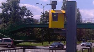 Teraz fotoradary będą żółte