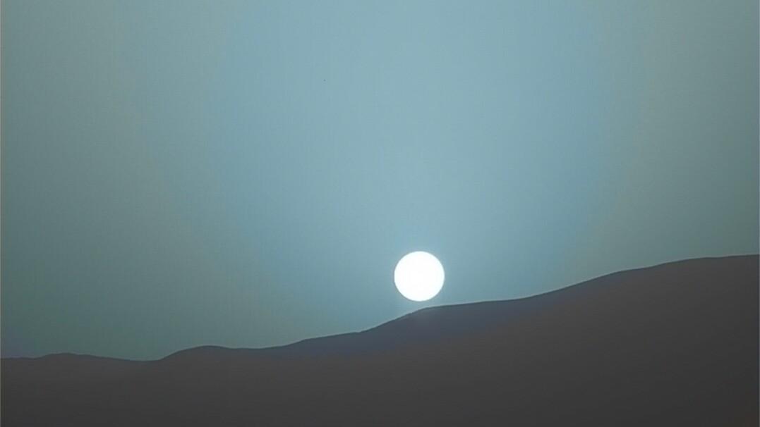 Jak wyglądają zachody słońca na innych planetach?