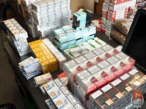Papierosy, tytoń i alkohol: nielegalny handel na Bakalarskiej