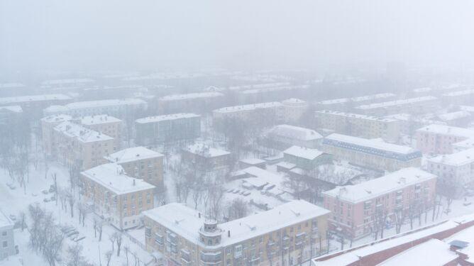 Pogoda na jutro: front ze śniegiem, a z nim porcja zimnego powietrza
