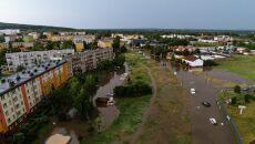 Zalania w Skarżysku-Kamiennej (Albert Gula)