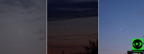 Jowisz i Wenus razem na jednym zdjęciu. Za nami maksymalne zbliżenie planet