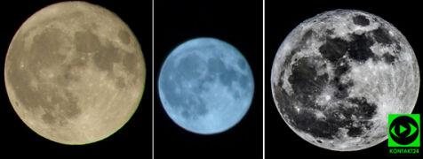 Wkrótce największa pełnia Księżyca od początku wieku