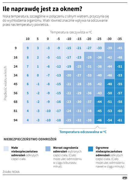 Jak odczuwamy temperaturę? (Maria Samczuk, Maciej Zieliński, Adam Ziemienowicz/PAP)