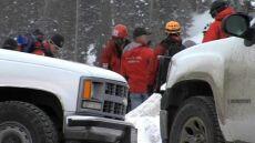 Lawina porwała sześciu snowboardzistów. Jeden wydostał się spod śniegu