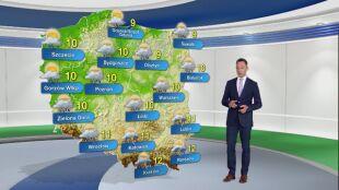 Prognoza pogody na czwartek 22.04