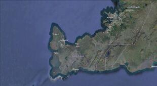 Przybliżona lokalizacja trzęsienia ziemi na Islandii